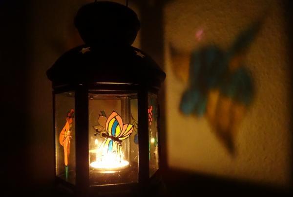 lanternă do-it-yourself