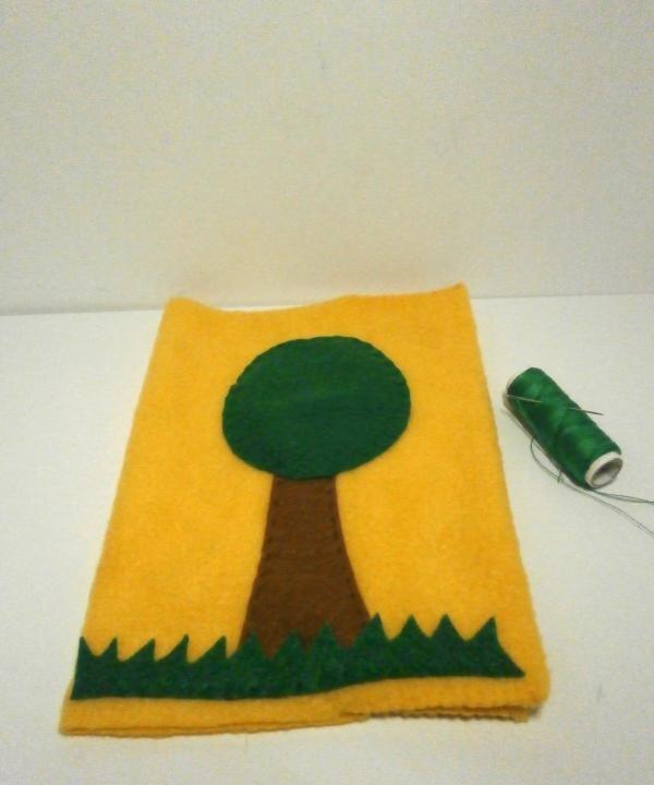 coase coroana unui copac