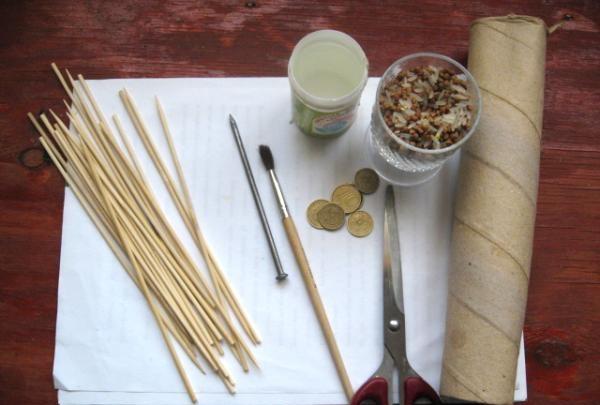 materiale pentru flaut