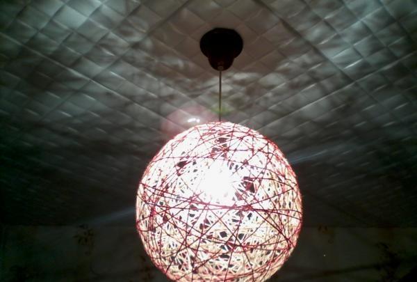 Abajur DIY