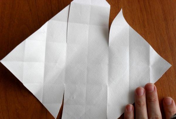 pătrat vizual