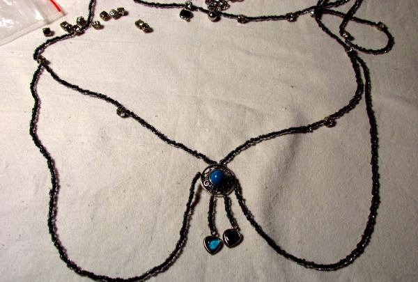 Necklace for dress