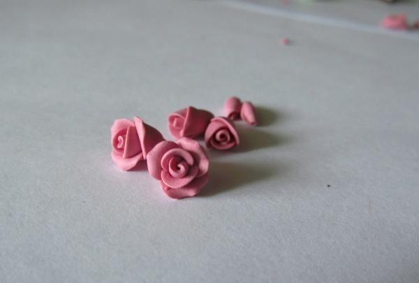 prăjituri de trandafiri cremă