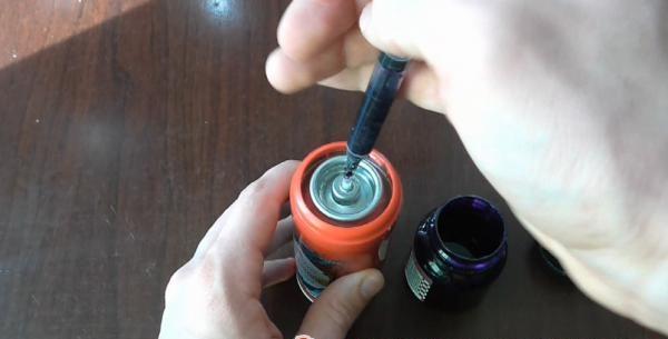 Spray-ul poate vopsea
