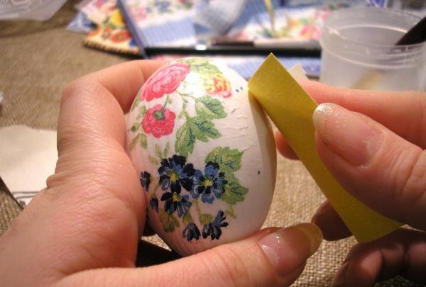 Decoupage de ouă