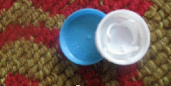 capace de sticlă