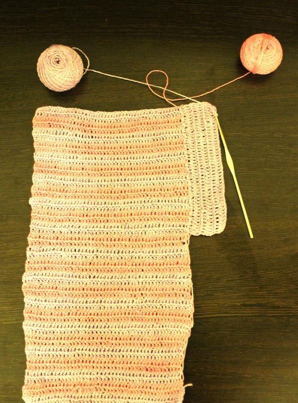 tricotăm o pungă