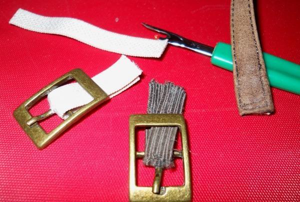 cum să înlocuiți o bandă elastică pe curele