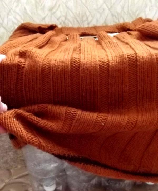 rochie pulover vechi