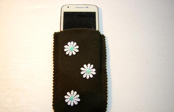 Prosta obudowa telefonu komórkowego