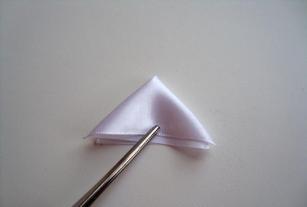 obținem un triunghi