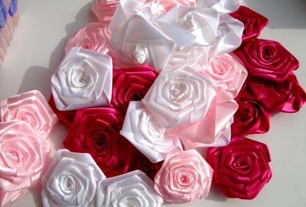 trandafiri netezi și practic dimensionate