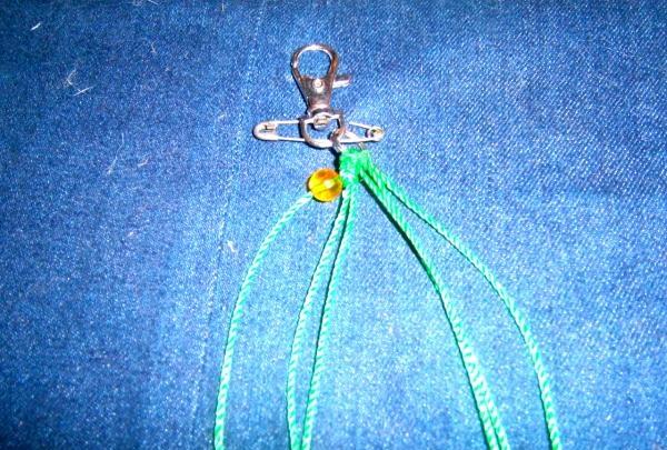 String o mărgele