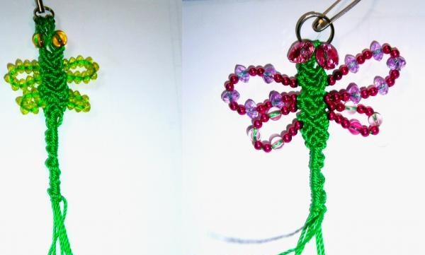 Dragonfly brelocul