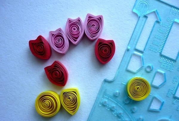 Să facem flori de flori