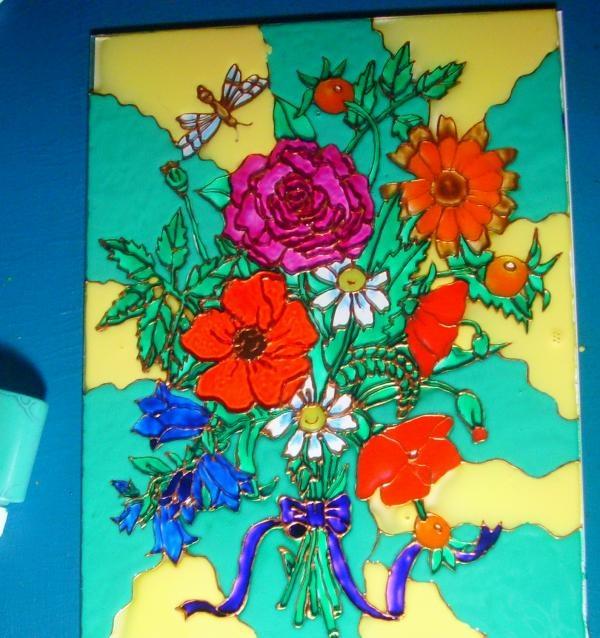 culoare pictură fundal
