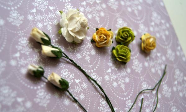 Çiçek dekorasyonuna Başlarken