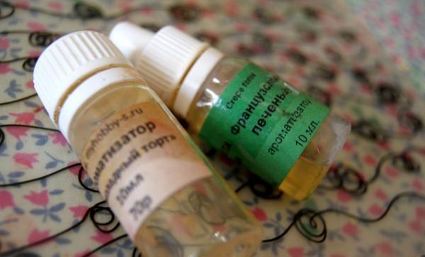 adăugați aromă sau aromă alimentară