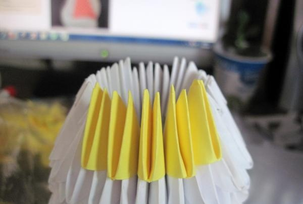Pisoi modular origami