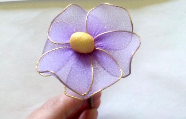 ดอกไม้ Kapron