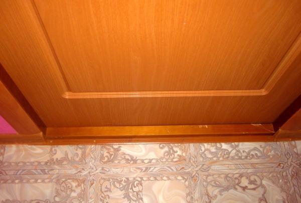 ธรณีประตูประตู