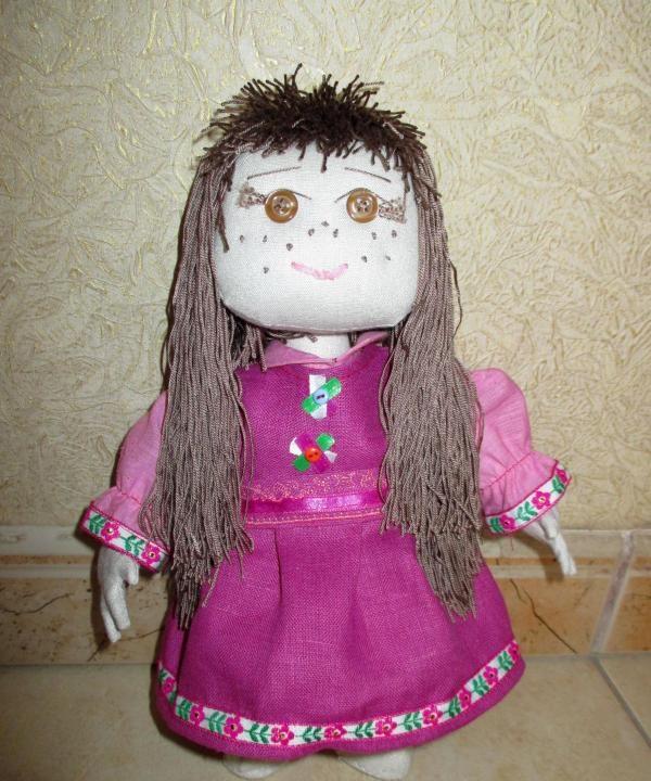 ตุ๊กตาเศษผ้า