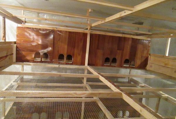บ้านไก่ DIY