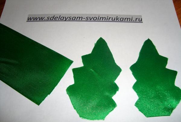 เพื่อสร้างใบสีเขียว