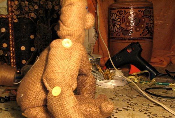 สร้างมือและเท้าของตุ๊กตา