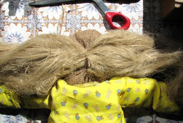 Formarea părului din remorcă