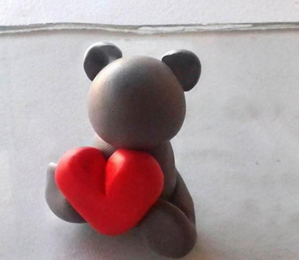 Pune-ți inima pe corpul torsului