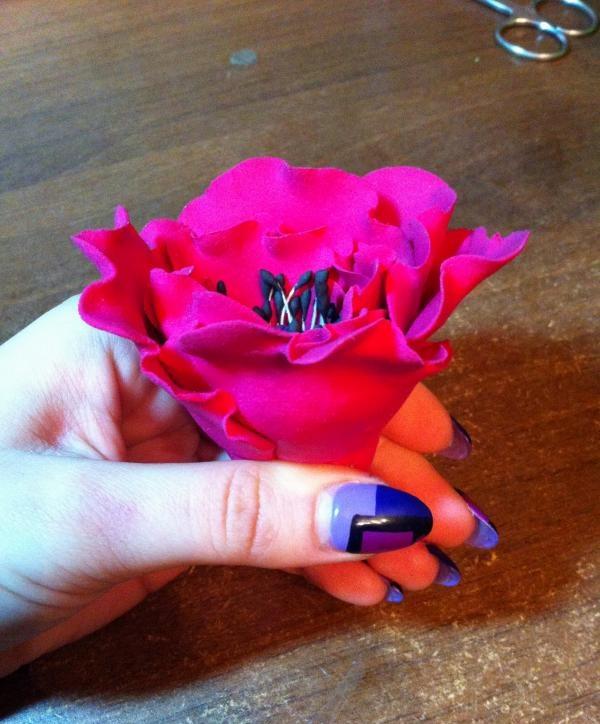 ฐานของดอกไม้