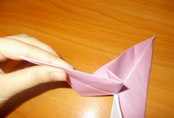 หอยทาก origami ตลก