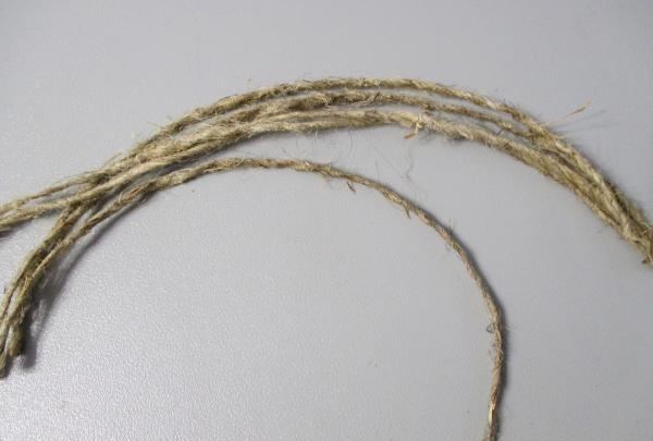 chuẩn bị sợi cho tóc