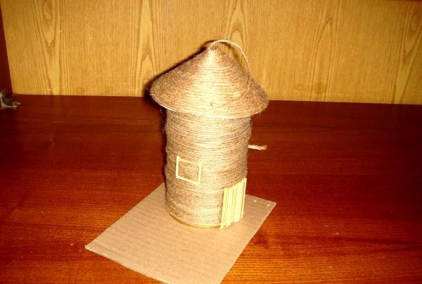 lav en indretning til tårnet