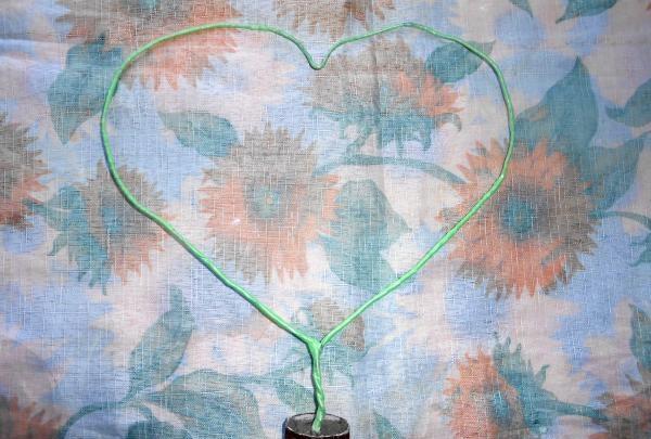 hjerte dekoration