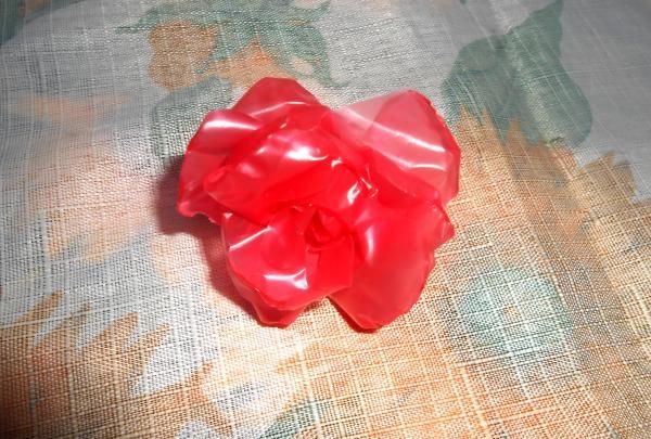 Polyethylen er let at smelte