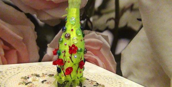 Det originale design af flasken
