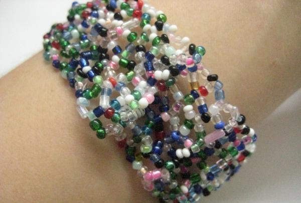 Perle armbånd til ethvert outfit
