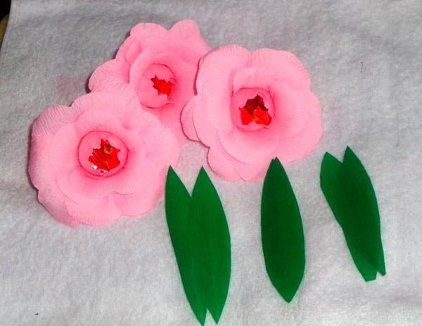 làm hoa