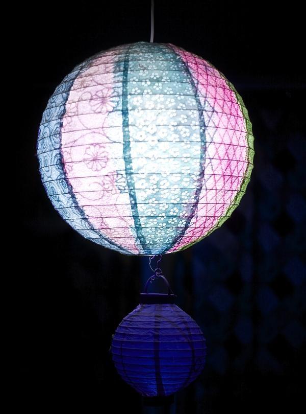 papir lampe eventyr