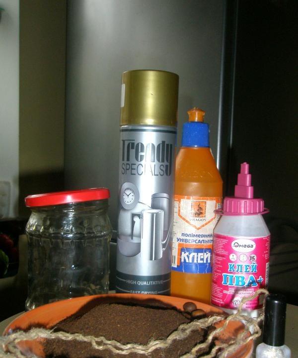 Kaffeevorratsbehälter