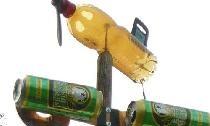 Televizijos antena su oro pagalve
