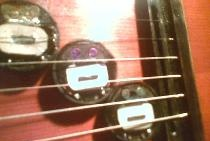 Gitarren Pickup