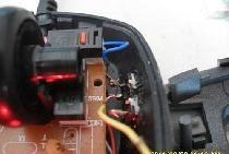 Domowa funkcja wibracji w myszy komputerowej