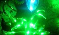 Kwiaty LED
