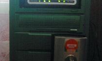 Vi integrerer DSL-modemet i pc-systemenheden