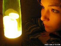 Lava lampe