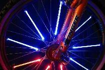 Lumini roți - LED Neon