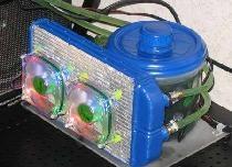 System chłodzenia wodą.